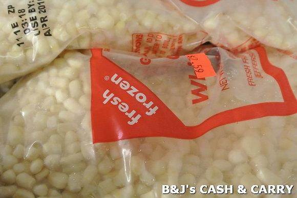 Fresh Frozen Corn - 2 LB Bag