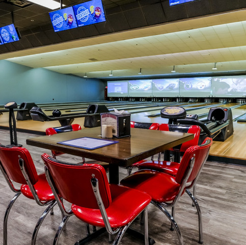 Fairwood Lanes Bowling