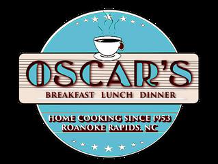 Oscar's is Now On the Web...