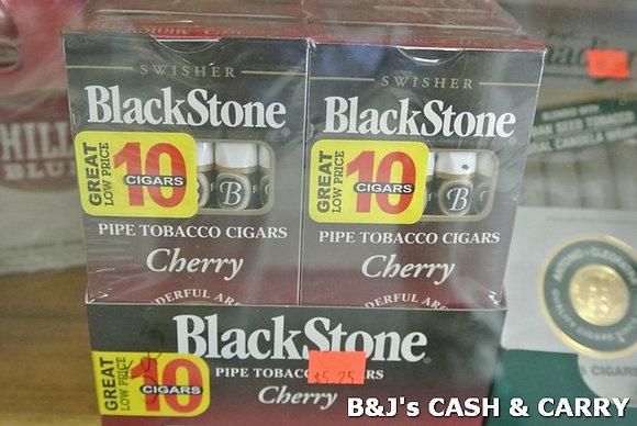 Swisher Black Stone Cigars