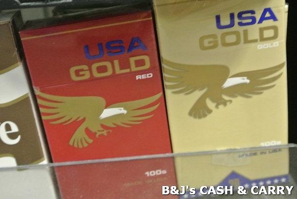 US Gold Cigarettes