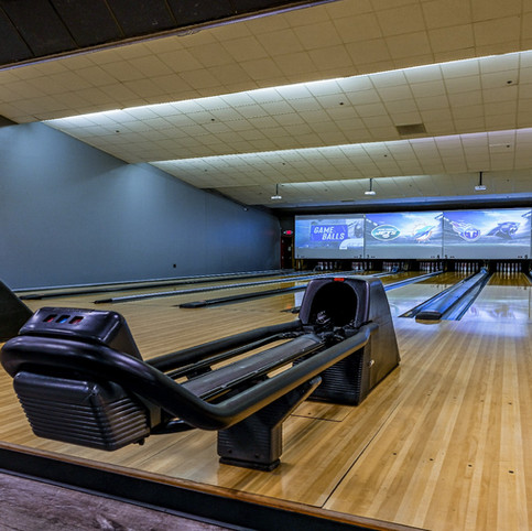 Bowling in Roanoke Rapids, NC