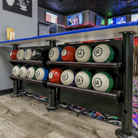 Bowling in Roanoke Rapids