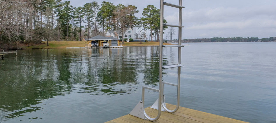 Ultimate Boat Lifts Ladder