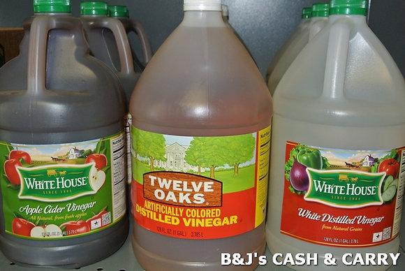 White House & Twelve Oaks Vinegar 1- Gal