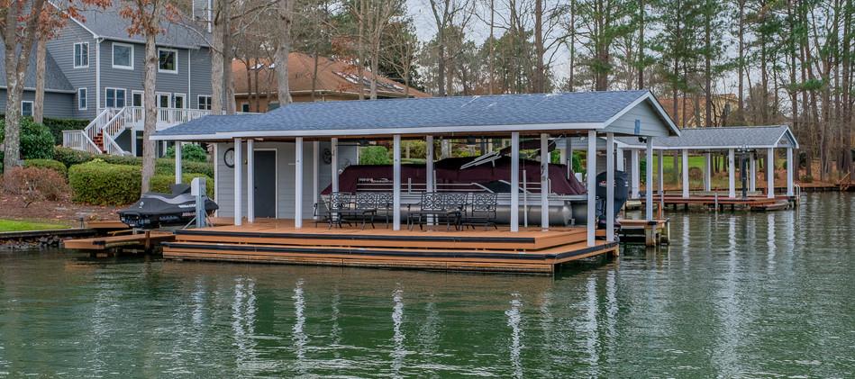 Ultimate Boat Lifts Kerr Lake