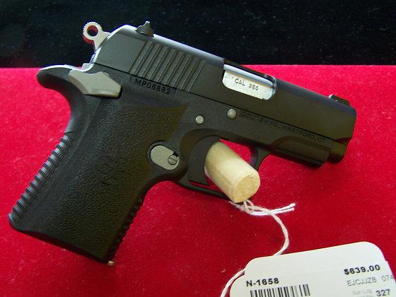 Colt Mustang XSP .380 Caliber