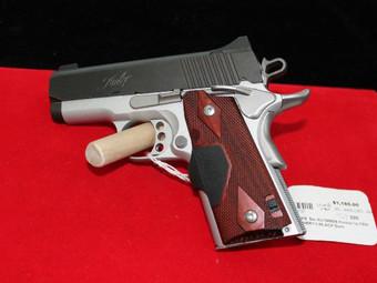 Kimber Ultra Crimson Carry II 45 ACP $1195 N727