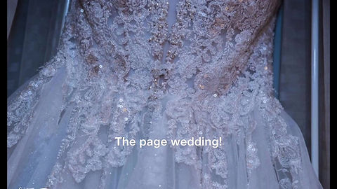 The Page Wedding