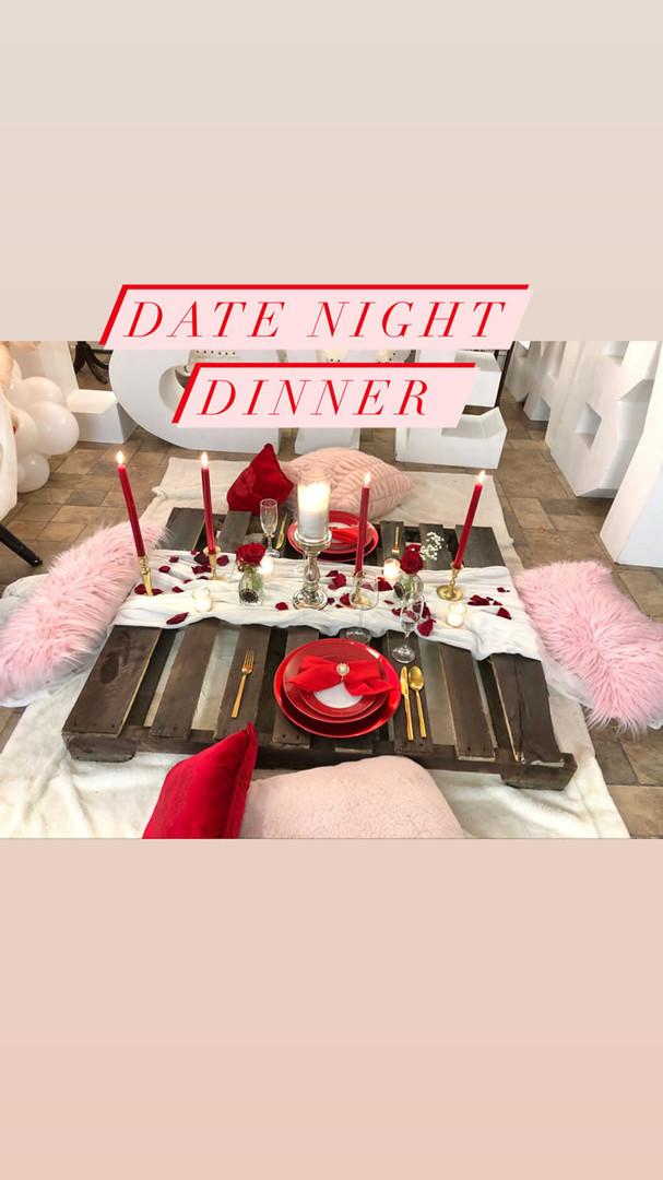 Date Night Dinner