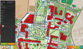 WAi2Go Studio map routing editor