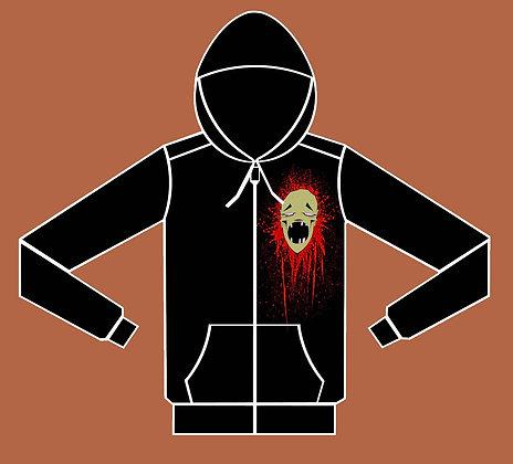 Zombie Zipper Hoodie - Color