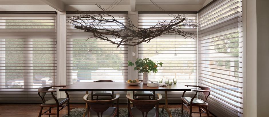 Illuminate Homes with Shadings & Sheers
