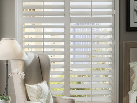 Five Choices to Make Before Ordering Shutters