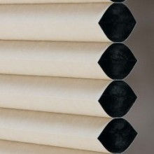 honeycomb and cellular shade opaque or blackout fabric