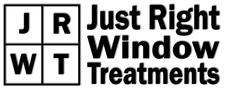 Just Right Window Treatments, your local source for custom shutters, blinds, and shades