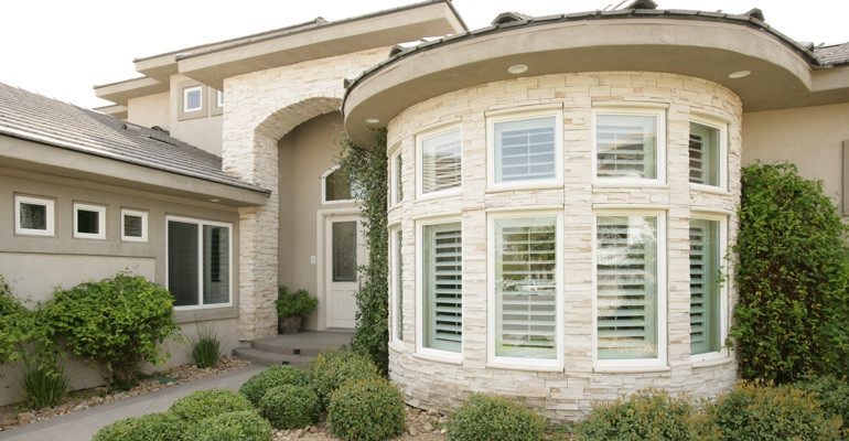 Which Window Treatments Make Your Home Look Best From Outdoors?