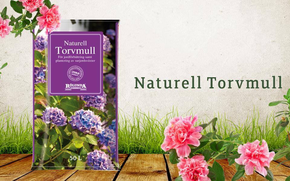 Naturell Torvmull
