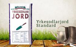 Yreksjord Standard