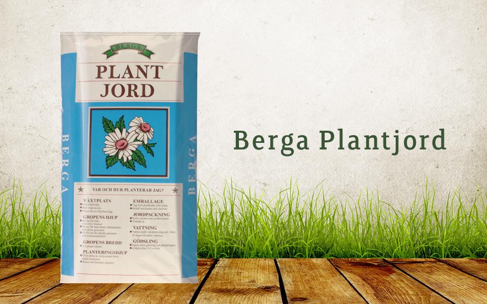 Berga Plantjord
