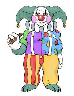 DnD Goblin Clown