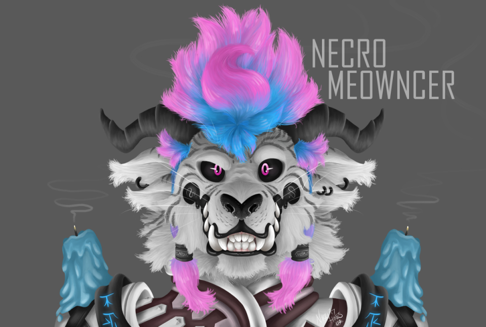 Necro Meowncer
