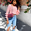 Thumbnail: Pinky knitted Top