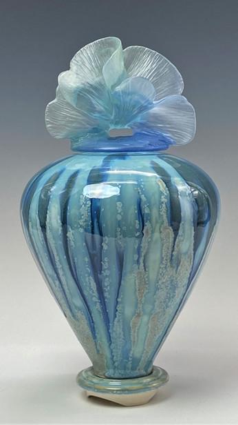 Padma  Aqua Blue