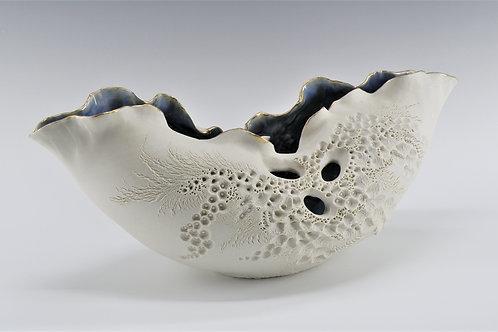Larger Coral Vase #1
