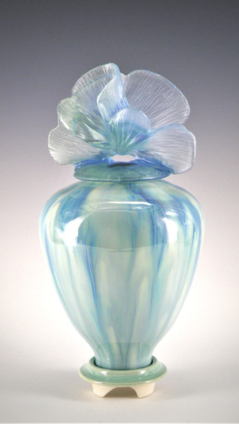 Padma  Soft Aqua Blue