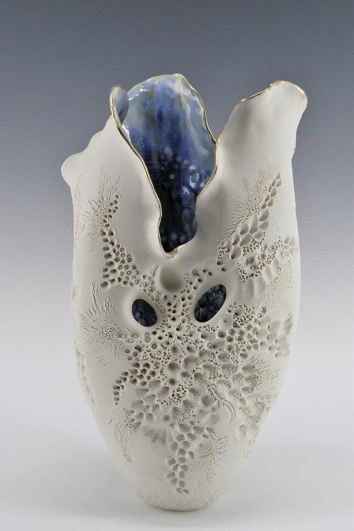 Coral Vase # 9