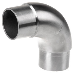 AISI304/316 handrail connector, 42.4x2mm