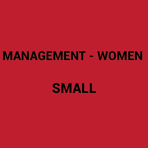 Womens MANAGEMENT Box -Small
