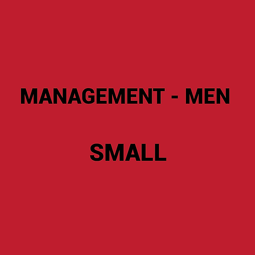 Mens MANAGEMENT Box -Small