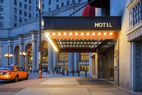 One Night Hotel Stay*