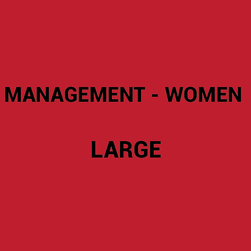 Womens MANAGEMENT Box -Large