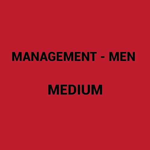 Mens MANAGEMENT Box -Medium
