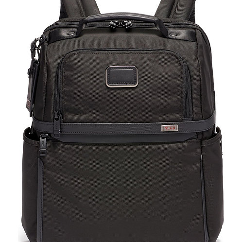 TUMI Alpha 3 Collection Slim Solutions Laptop Brief Pack