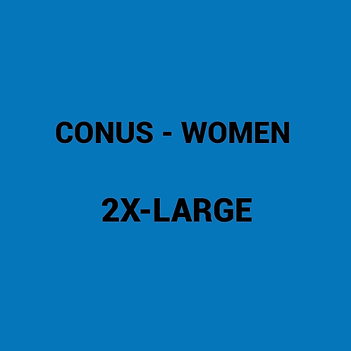 Womens CONUS Box -2XLARGE
