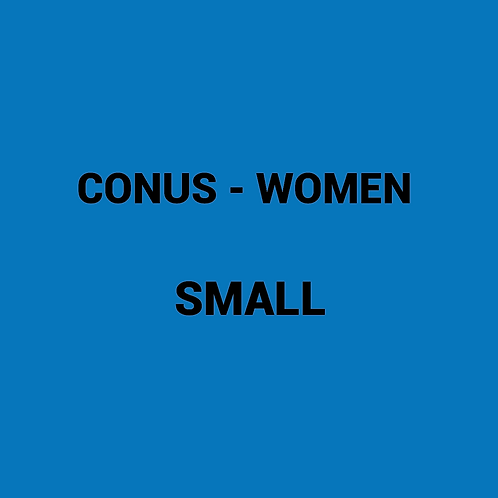 Womens CONUS Box -SMALL