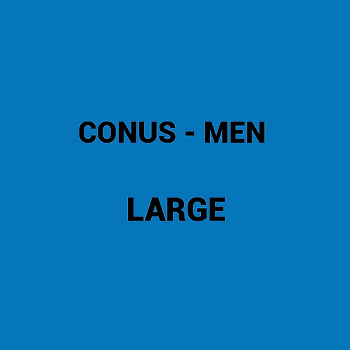 Mens CONUS Box - LARGE