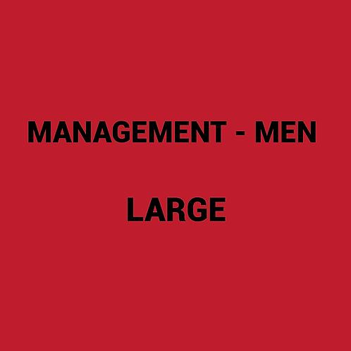 Mens MANAGEMENT Box -Large