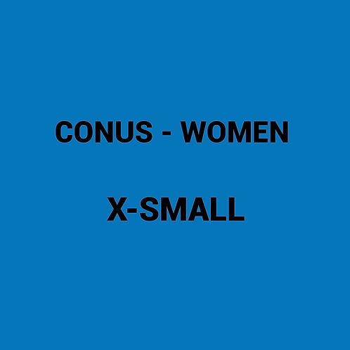 Womens CONUS Box -XSMALL
