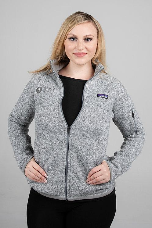 Patagonia Better Sweater - Salt & Pepper (Women's)