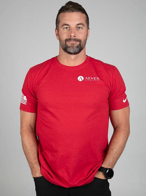 NIKE Fridays We Wear Red T-shirt (Men's)
