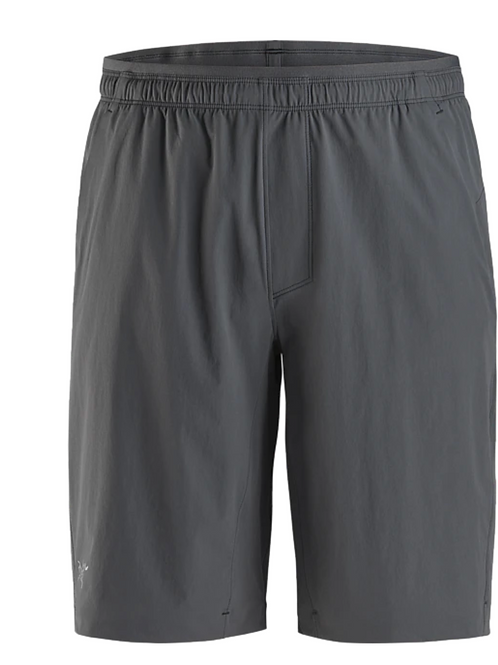 "Arc'teryx Grey Shorts - Aptin 10.5"" (Men's)"