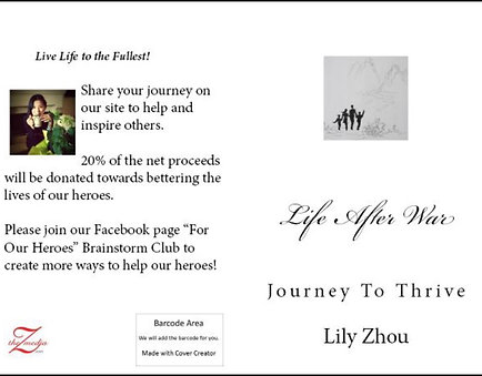 Life After War: Journey To Thrive
