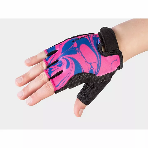 GUANTES BNT Kids Bright Pink Lava