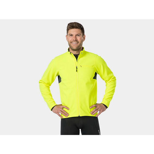 CAMPERA BNT Circuit Softshell  Visibility Yellow