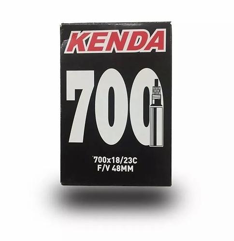 CAMARA KENDA  700X18-23 F/V 48L NI